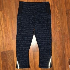 Lululemon Reflective Leggings